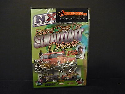 Fastest Street Car Shootout DVD Brand New Not Rated Sports Recreation Auto Sport