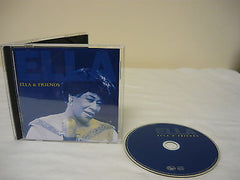 Ella & Friends by Ella Fitzgerald (CD) Classic Pop Vocals The Frim Fram Sauce