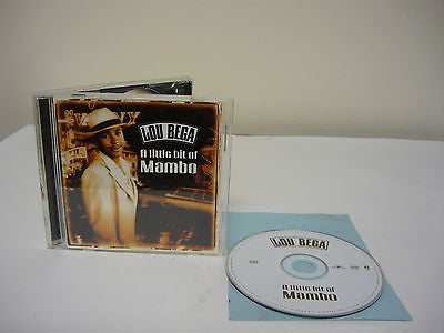 A Little Bit of Mambo by Lou Bega CD International Mambo Music Baby Keep Smiling