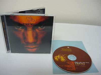 Angels with Dirty Faces by Tricky (CD) Electronica Music Money Greedy