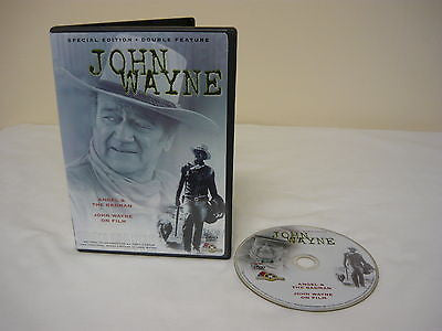 Angel and the Badman/John Wayne on Film (DVD) Special Edition Double Feature Movie