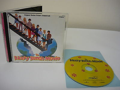 Brady Bunch Movie by Various Artists CD Rock Pop Original Movie Soundtrack Venus