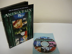 Animatrix DVD WIDESCREEN Sci-Fi From The Creators of the Matrix Triology Movie