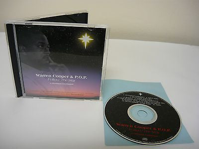 Follow the Star by Warren Cooper (CD) Gospel Christmas Music (O Come) Emanuel Sa