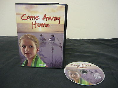 Come Away Home (DVD) Action Adventure Paul Dooley Jordan-Claire Green