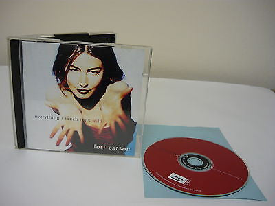Everything I Touch Runs Wild by Lori Carson (CD) Rock Popular Alternative Music