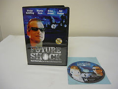 Future Shock (DVD) Science Fiction Fantasy Movie Vivian Schilling Martin Kove