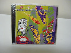 Bite the Red Knee by Pugs CD Brand New!! Rock Alternative Mari In Love Divine
