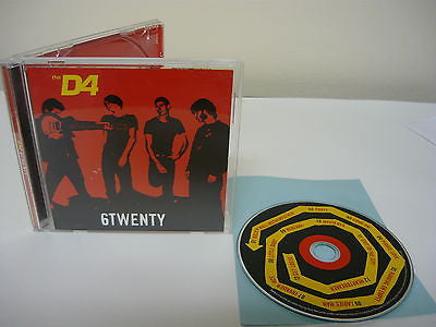 6Twenty by The D4 CD Oldies Garage Band Music Party Come On! Pirate Love Running