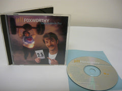 Games Rednecks Play by Jeff Foxworthy (CD) Contemporary County Music Introduction
