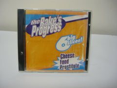 Cheese Food Prostitute by The Rake's Progress (CD) Brand New Rock Pop Alternative