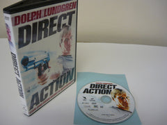 Direct Action DVD (WIDESCREEN) Action Adventure Dolph Lundgren Polly Shannon Sal