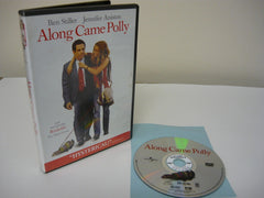 Along Came Polly DVD FULLSCREEN Comedy Adventure Romance Jennifer Aniston