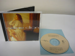 Celine Dion by Celine Dion (CD) Rock Pop Music Love Can Move Mountains