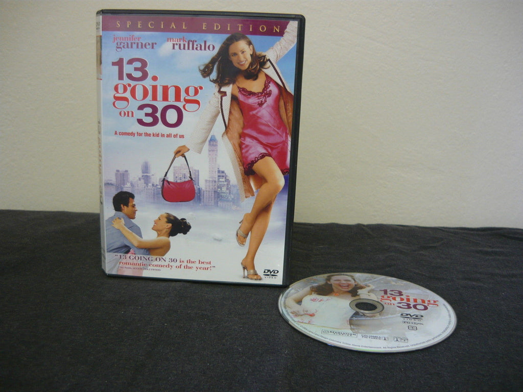 Copy of 13 Going on 30 DVD WIDESCREEN Comedy Action Adventure