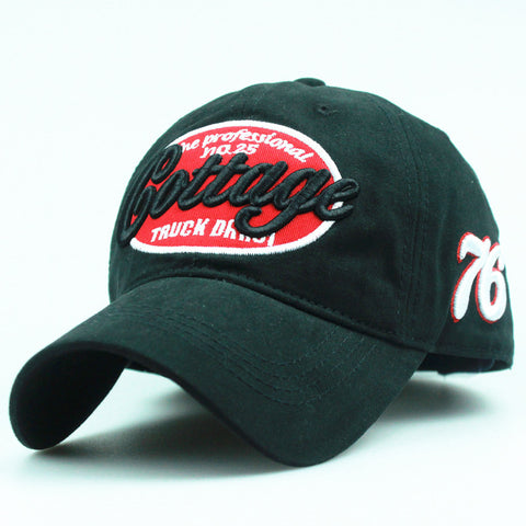 Casual Snapback Baseball Cap - Camp Planning Store - Camping Gear and Gadgets
