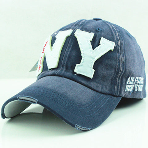 Fashion Cotton Baseball Cap - Camping Gear and Gadgets - Camp Planning