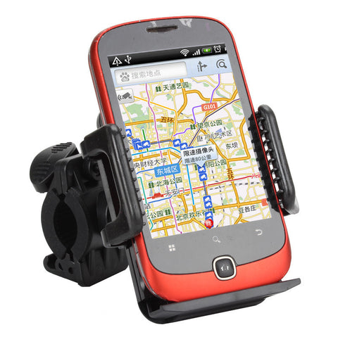 Universal Bicycle Bike Phone Mount Holder - Camping Gear and Gadgets - Camp Planning
