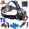 6000 Lumens Headlight - Camp Planning Store - Camping Gear and Gadgets