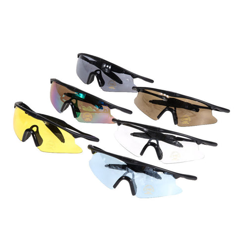 UV400 Protection Windproof Glasses - Camping Gear and Gadgets - Camp Planning