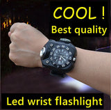 Multifunctional Waterproof Watch - Camping Gear and Gadgets - Camp Planning