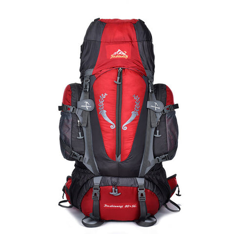 Large 85L Outdoor Hicking Backpack - Camp Planning Store - Camping Gear and Gadgets