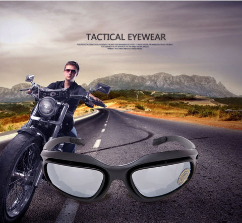 Tactical Sport Sunglasses - Camping Gear and Gadgets - Camp Planning