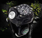 Multifunctional Waterproof Watch - Camp Planning Store - Camping Gear and Gadgets