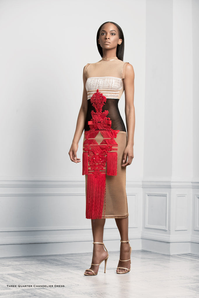 Three-Quarter-Chandelier-Dress