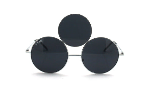 black third eye sunglasses by shivas