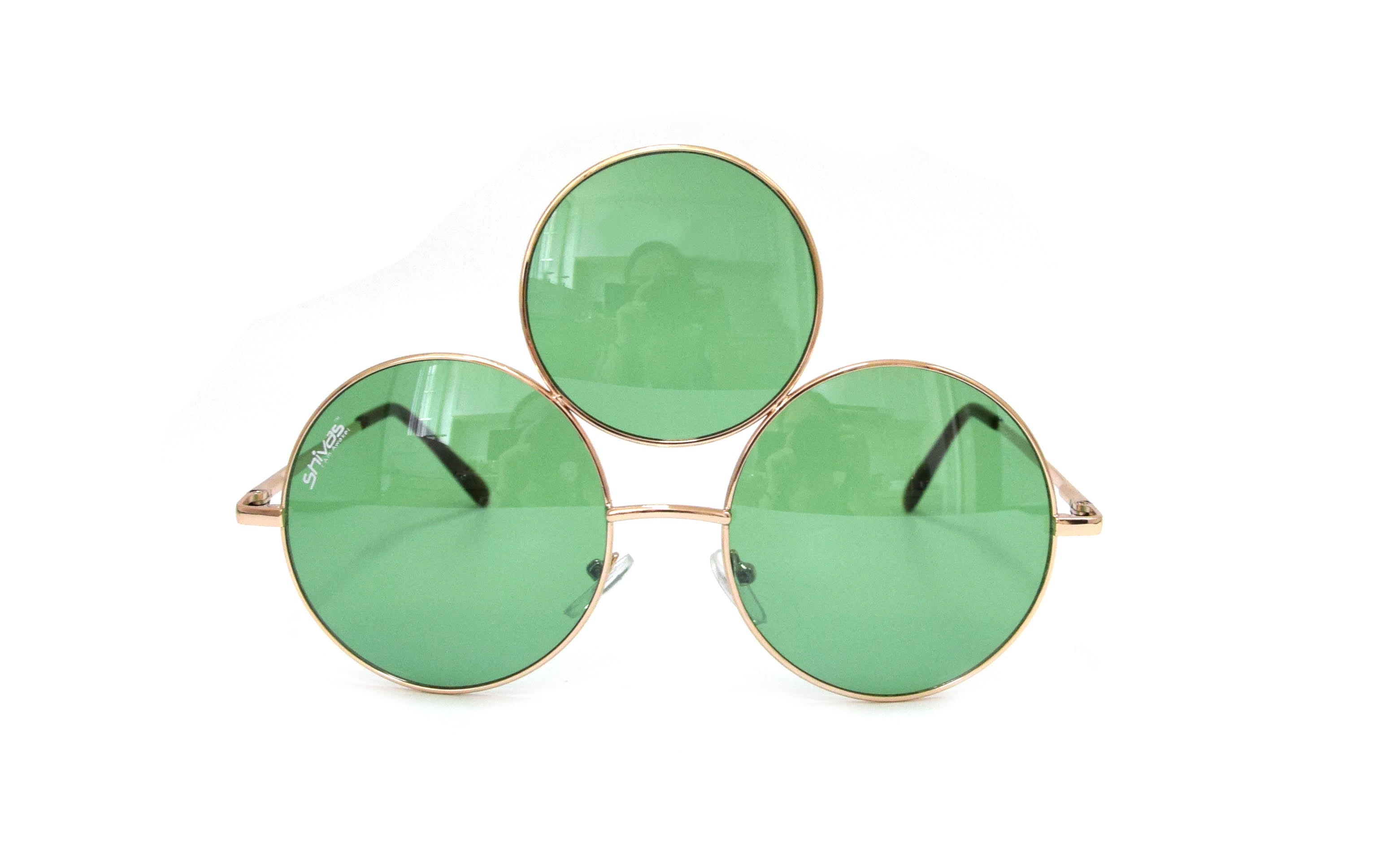 Green Third Eye Sunglasses