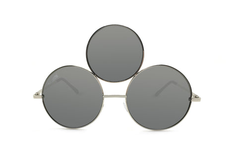 Mirrored Third Eye Sunglasses