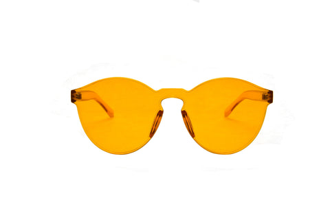 Orange Chakra Sunglasses