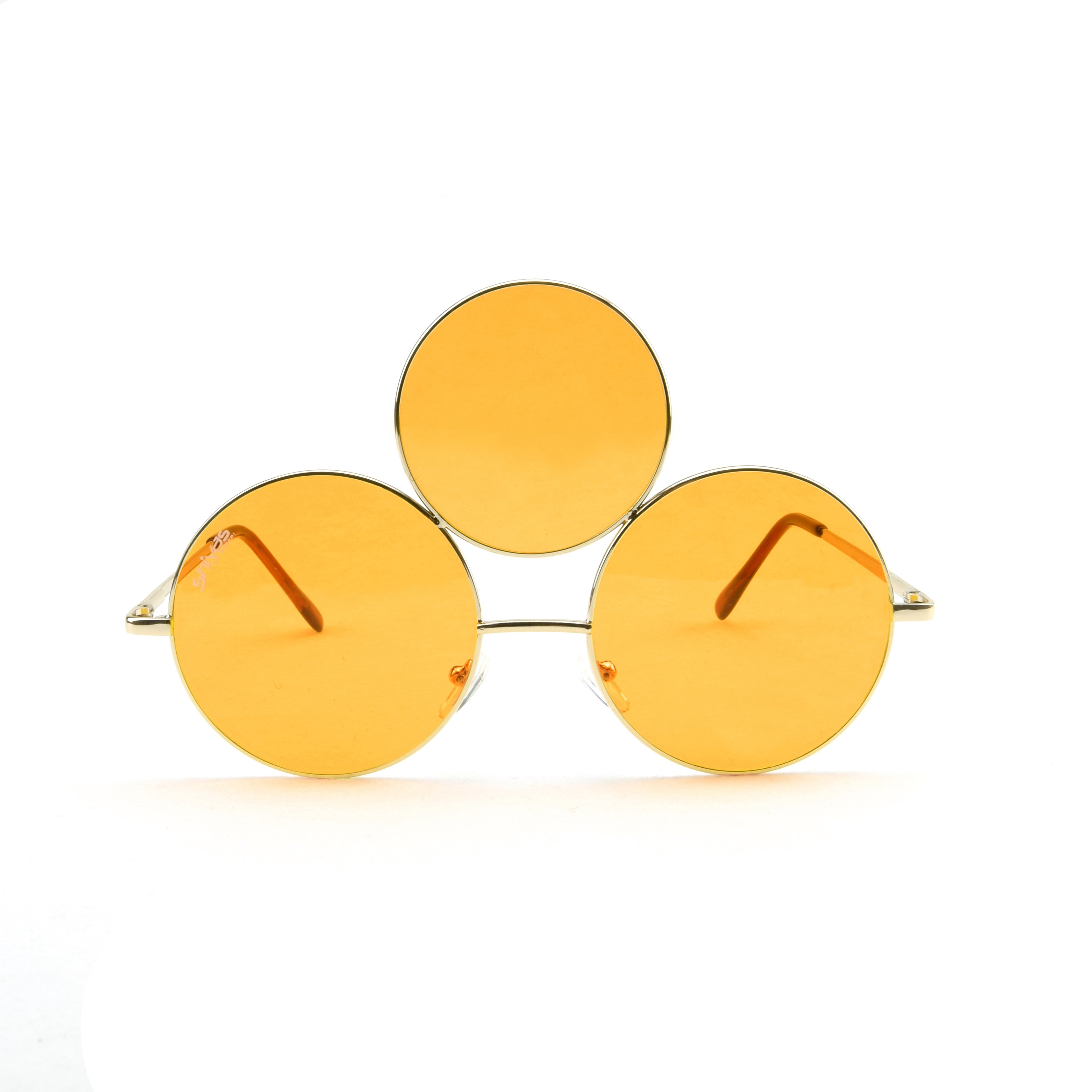Orange Third Eye Sunglasses