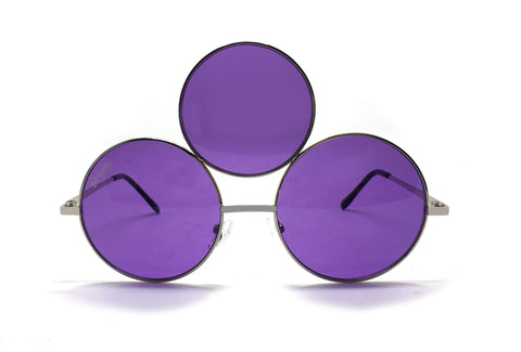 Purple Third Eye Sunglasses