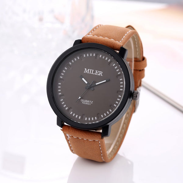 Minimalistic Mens Watch