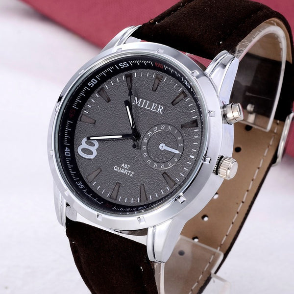 Modern Men's Quartz Watch