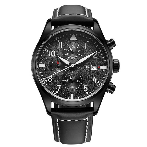 Modern Mens Pilot's Watch