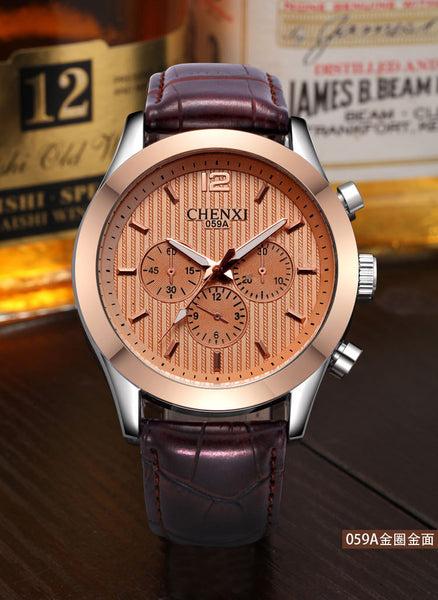 Luxury Business Wristwatch