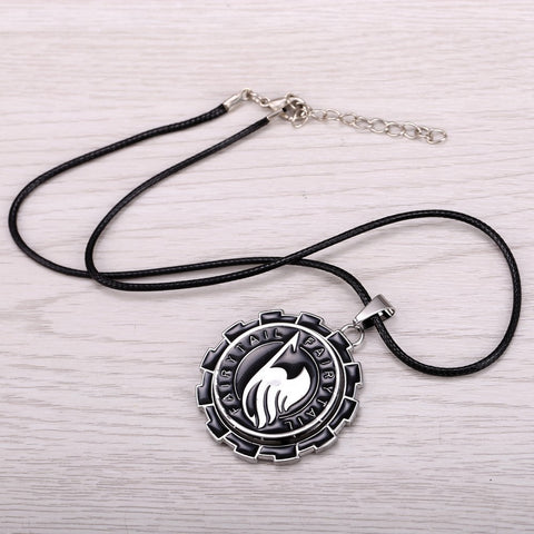 Fairy Tail Rotatable Necklace