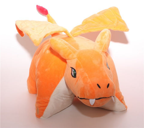 Pokemon Charizard Pillow