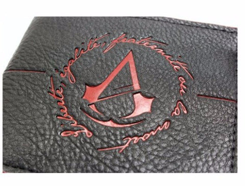 Assassins Creed Unity Leather Wallet