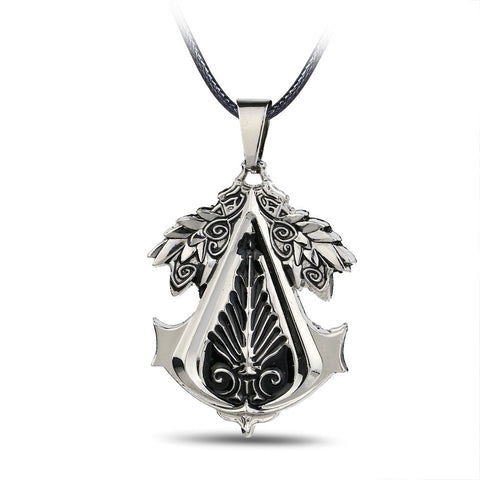Assassins Creed Wraith Necklace