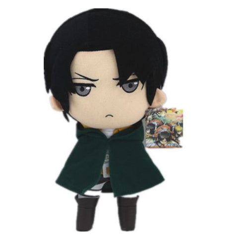 Attack On Titan Levi Ackerman Plushie