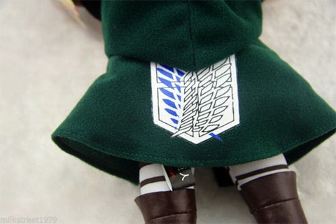 Attack On Titan Eren Yeagar Plushie