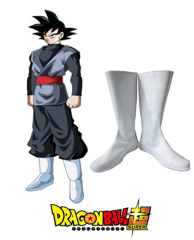 Dragon Ball Super Black Goku's White Boots