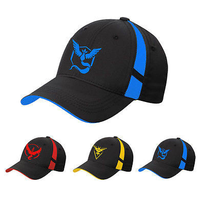 Pokemon Go Baseball Cap
