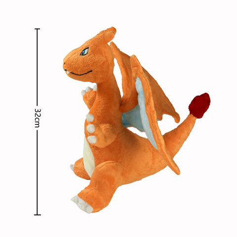 Pokemon Charizard Plushie