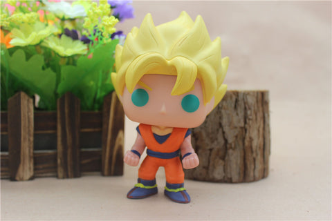 Dragon Ball Z Goku Funko Pop Figure