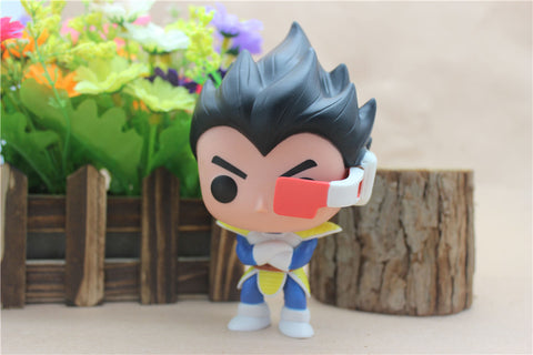Dragon Ball Z Vegeta Funko Pop Figure